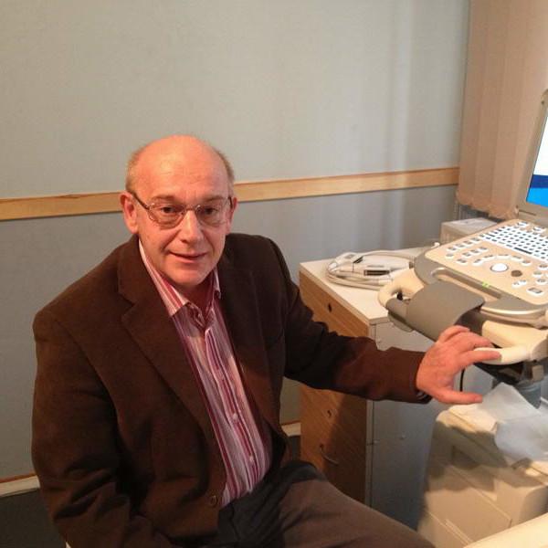 Dr. Rosztóczy Levente - Urológus