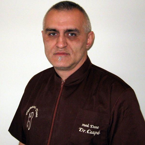 Dr. Csapó Imre - Szájsebész, Fogorvos