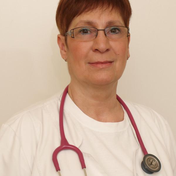 Dr. Hangonyi Csilla - Allergológus, Tüdőgyógyász