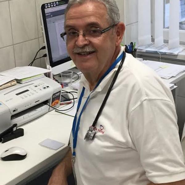 Dr. Pauker Zsolt - Haematológus, Belgyógyász
