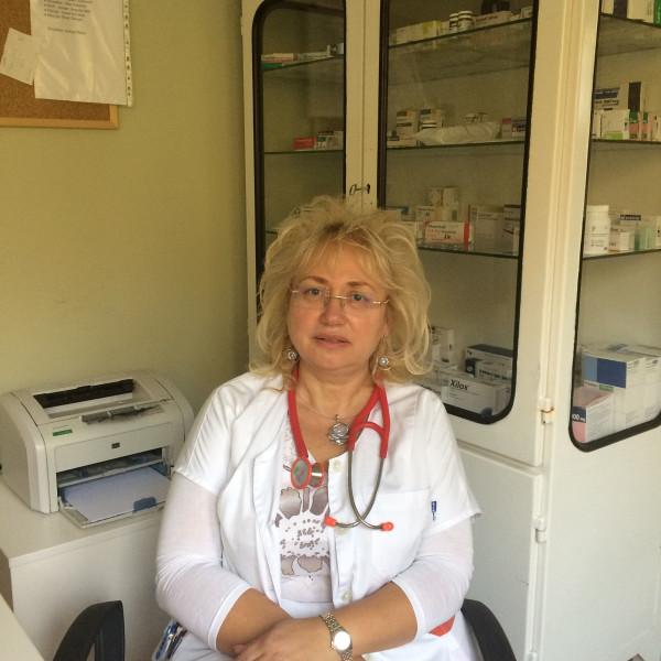 Dr. Szakács Piroska - Belgyógyász, Diabetológus