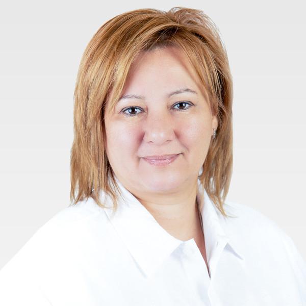 Dr. Szemenyei Mónika - Reumatológus