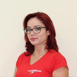 Biró Éva - Gyógytornász, Fizioterapeuta