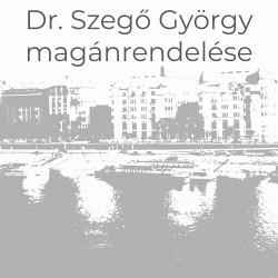 Dr. Szegő György magánrendelése
