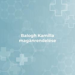 Balogh Kamilla Magánrendelése