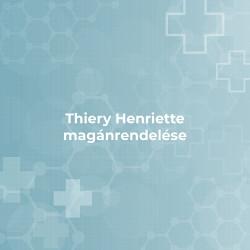 Thiery Henriette Magánrendelése