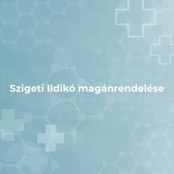 Szigeti Ildikó Magánrendelése