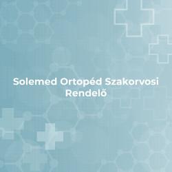 Solemed Ortopéd Szakorvosi Rendelő