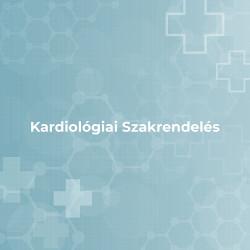 Kardiológiai Szakrendelés - Pécs