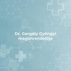 Dr. Gergely Gyöngyi magánrendelője - Dunaújváros