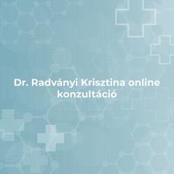 Dr. Radványi Krisztina Online konzultáció