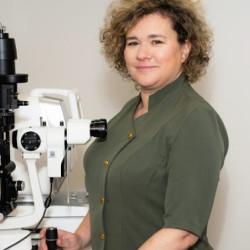 Bártfai Erika Mária - Optometrista