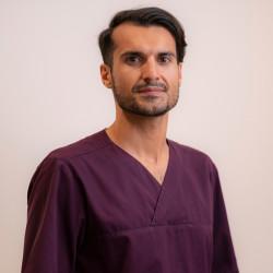Dr. Avin Houman - Fogszabályozó szakorvos